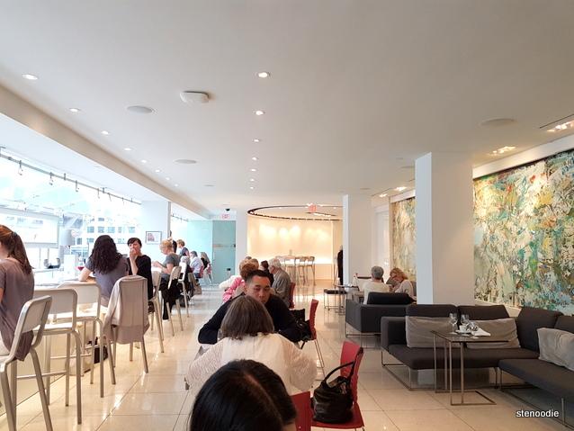 Holt's Café interior