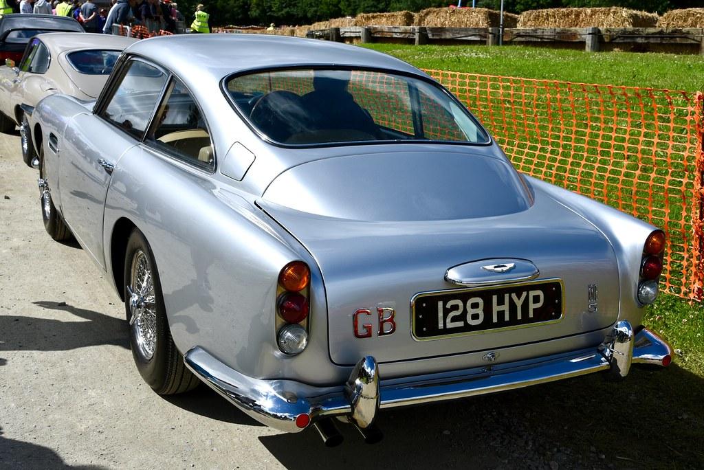Aston Martin DB Cc Speedfest Alford Scotlan Flickr - Aston martin db5