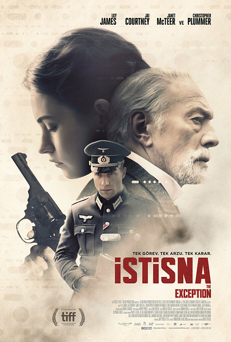 İstisna - The Exception (2017)