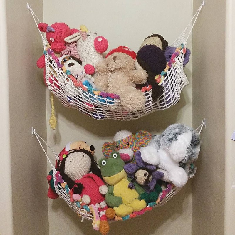 I put off making these for months but it's finally done... well almost, she needs a third 😐 my girl doesn't like to get rid of anything! #crochetersofinstagram #crochetgirlgang #craftastherapy #amigurumi #toymakers #ourmakerlife
