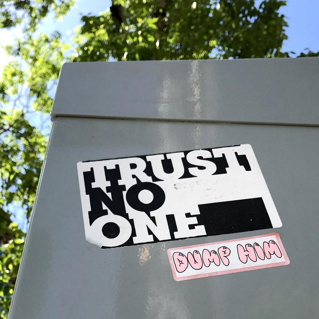 Distrust, Edmonton, Alberta, Canada
