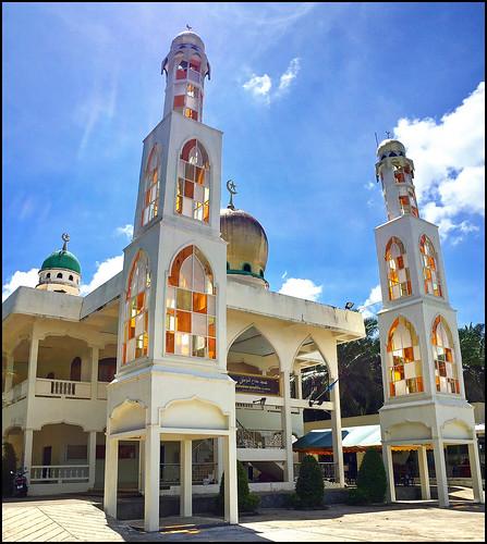 Miftahul Mumineen Mosque