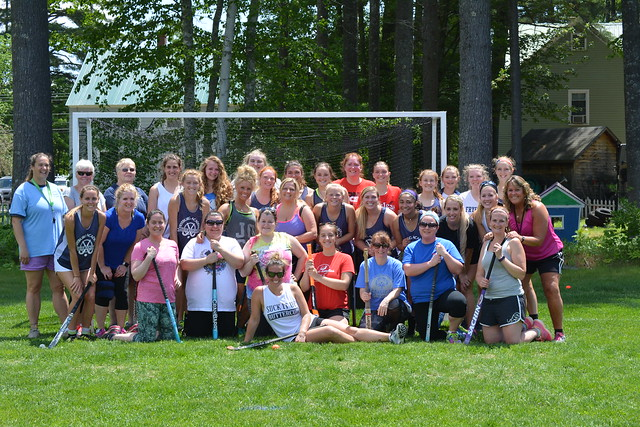 Alumni Field Hockey Game 2017
