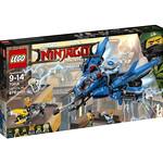 The LEGO Ninjago Movie 70614 Lightning Jet