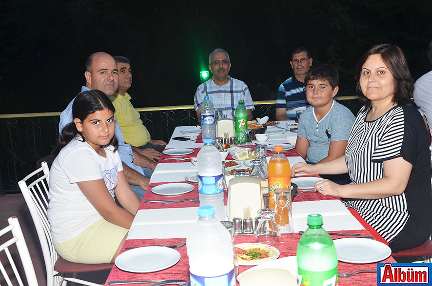 Veterinerlere özel iftar