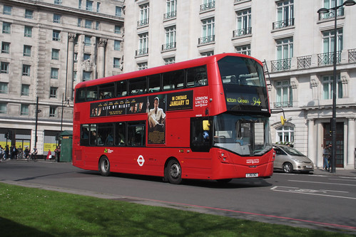 London United VH45199 LJ16EWZ