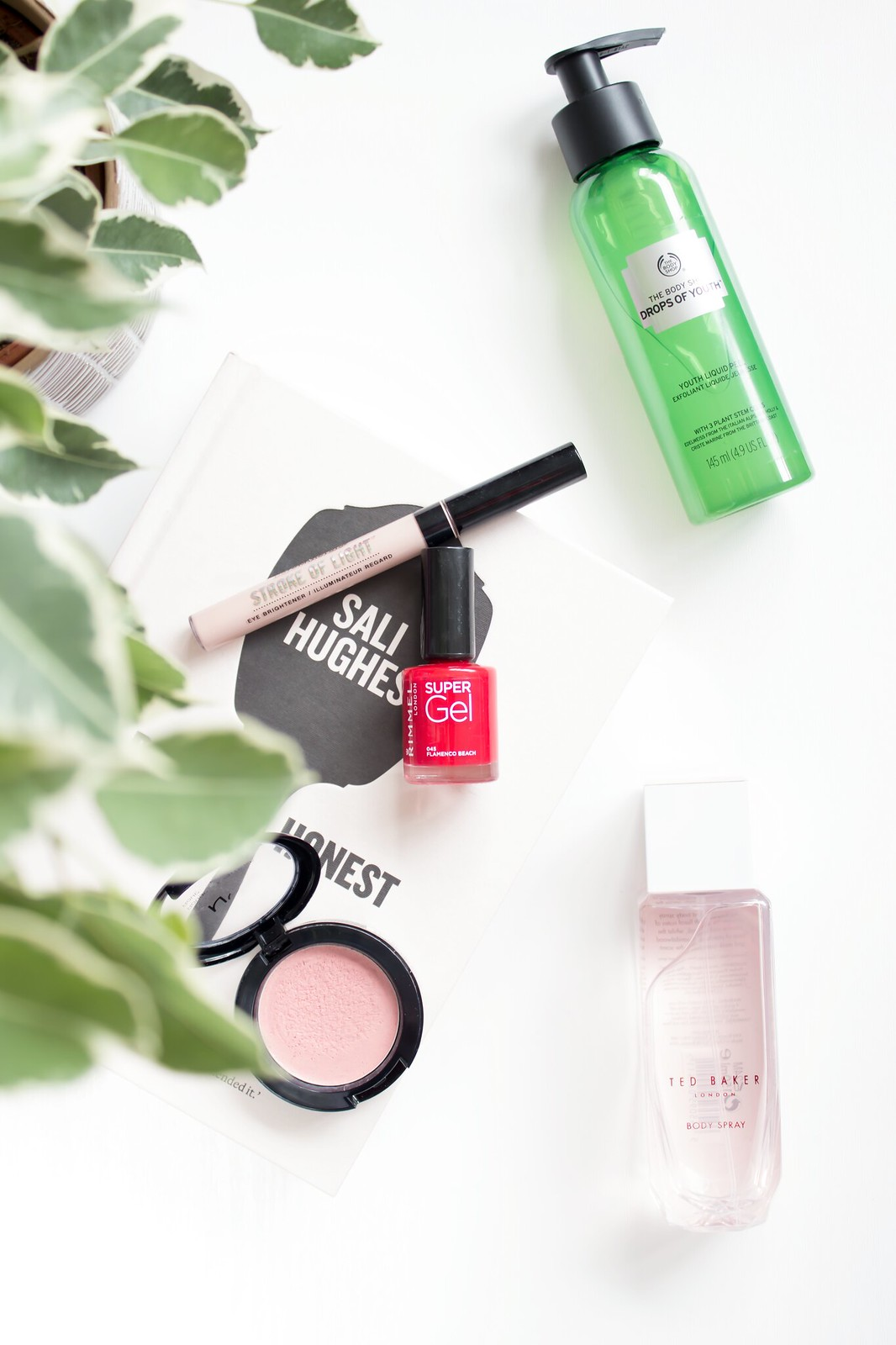 My Current Beauty Top Picks #1