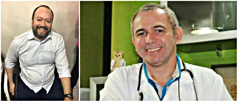Abop sabatina secretário e prefeito sobre novo modelo de gestão da Saúde, Edson Ferreira e Nélio Aguiar