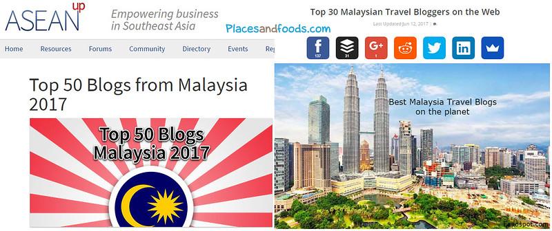 top blog in malaysia