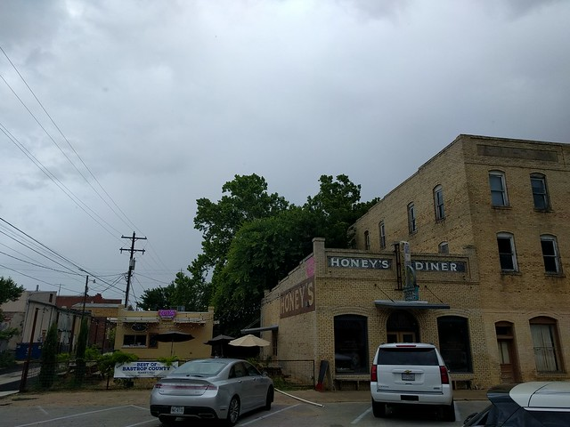 Amy's Ice Cream, Honey's, Smithville, TX