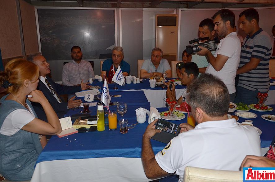 SGK Yapılandırmasına özel basın toplantısı