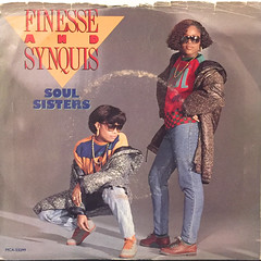 FINESSE AND SYNQUIS:SOUL SISTERS(JACKET A)