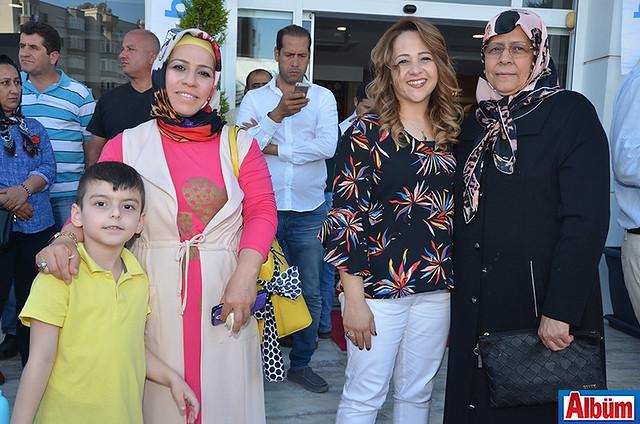 Celil Eymen Tan, Zeynep Tan, Sevim Sadullahoğlu, Emine Sayar