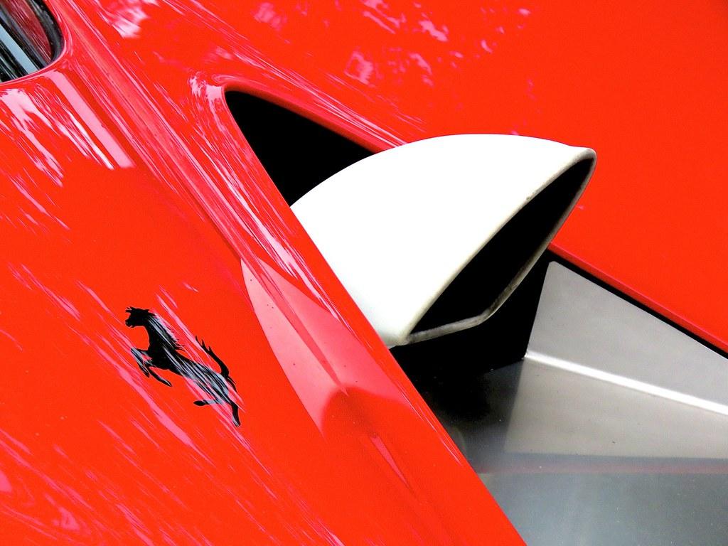 Ferrari P4-5 Greenwich 14