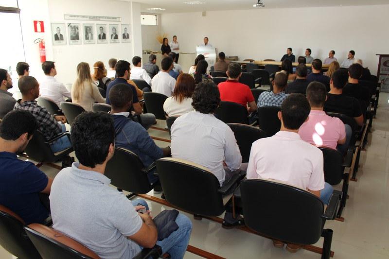 Formatura do 20º Curso de Classificação e Degustação de Café