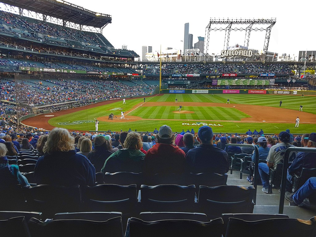 Seattle Mariners game 4