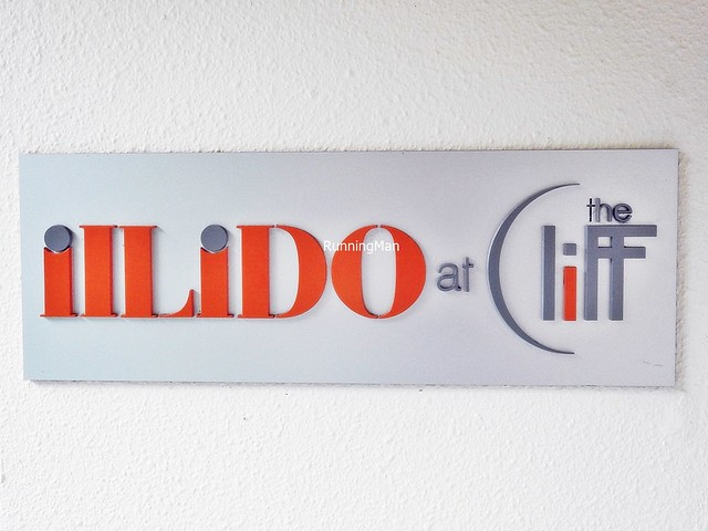 ilLido At The Cliff Signage