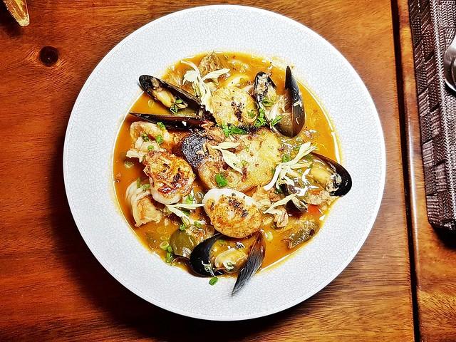 Seafood Ciambotta