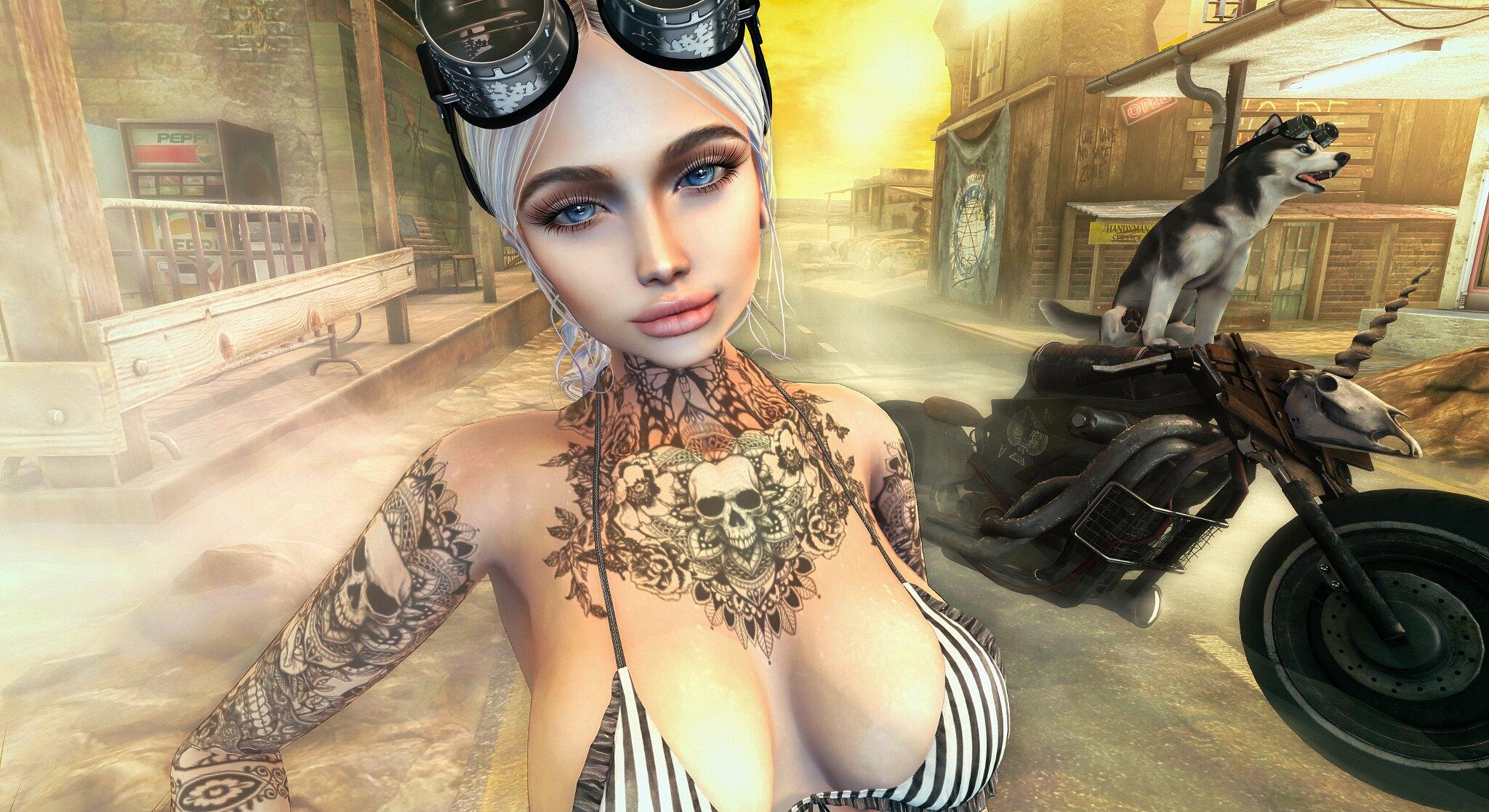 White Widow DarkTower