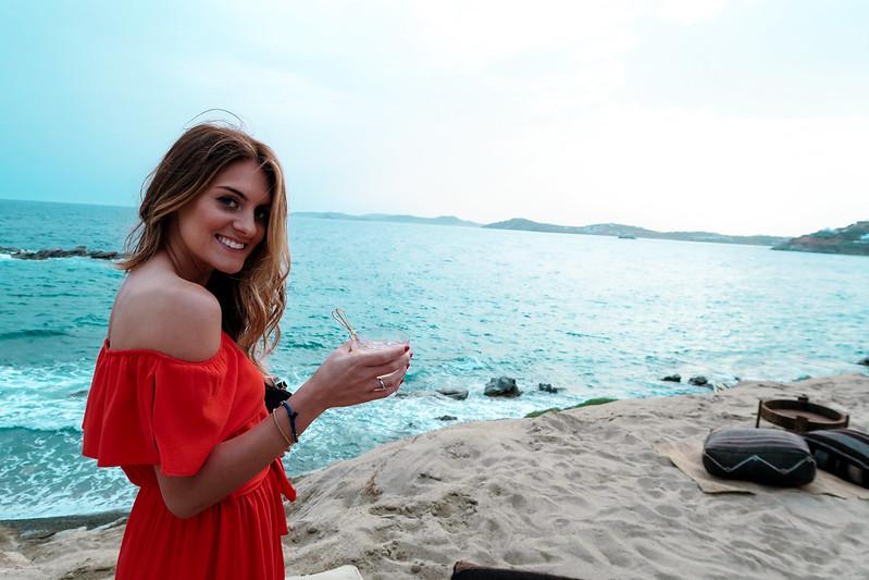 Wanderlust Us Travel Blog - Mykonos - Scorpios Mykonos