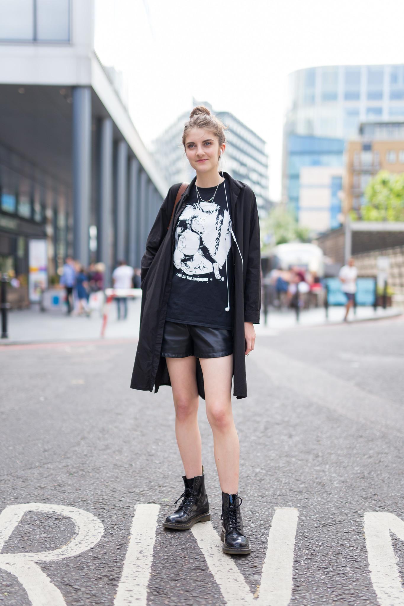 Street Style - Lydia, Lamb Street