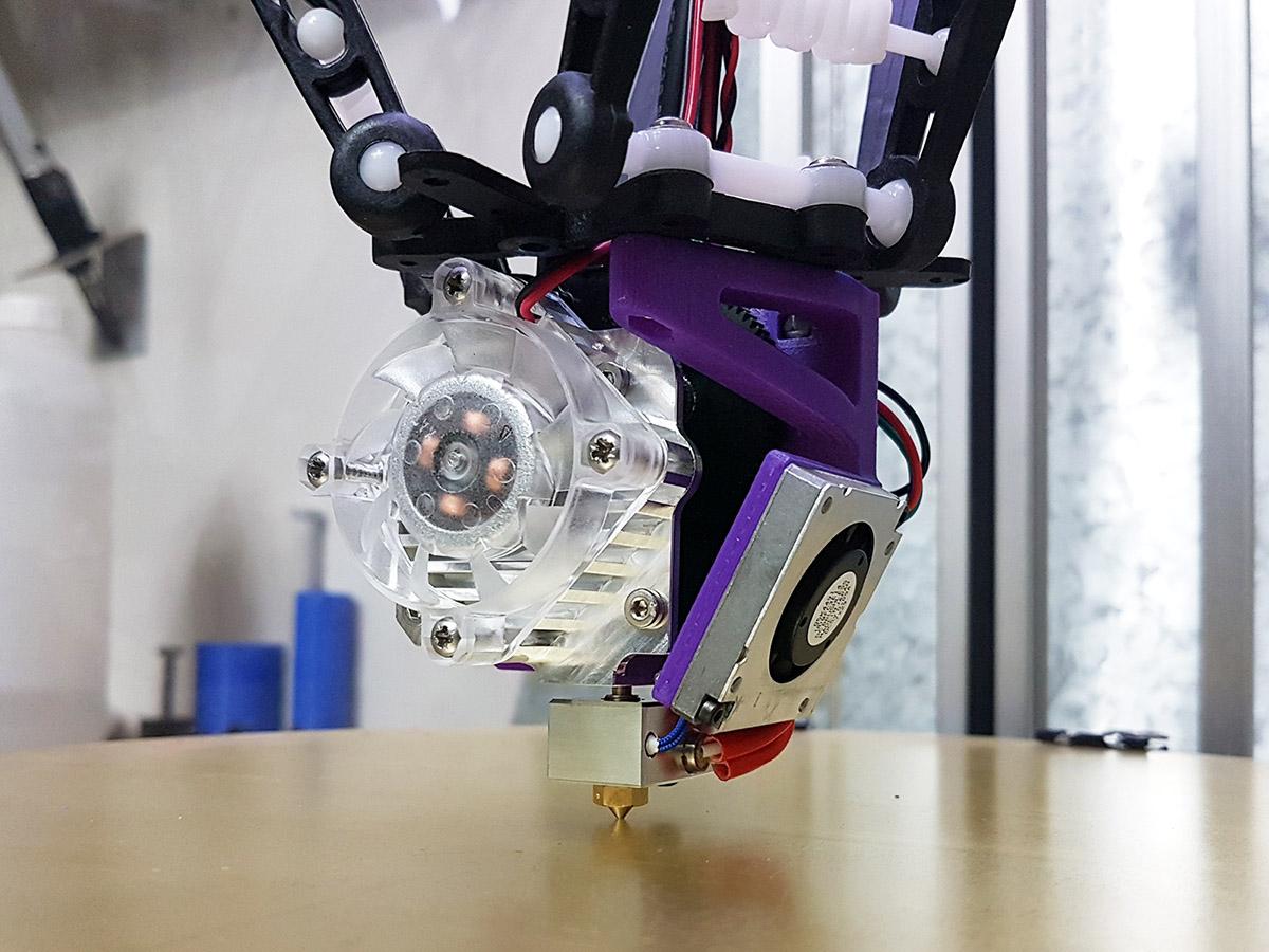 Titan Aero mounting bracket - Welcome to the SeeMeCNC Community