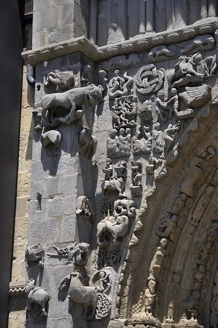 Sangüesa, Santa María la Real