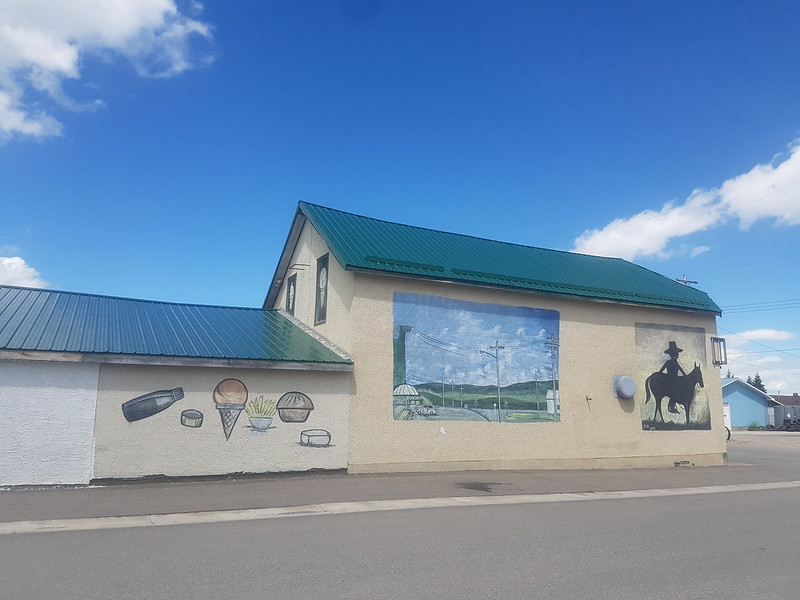Lundbreck, Alberta