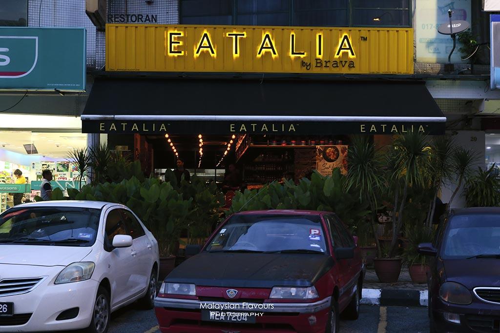 Eatalia by Brava Desa Sri Hartamas KL