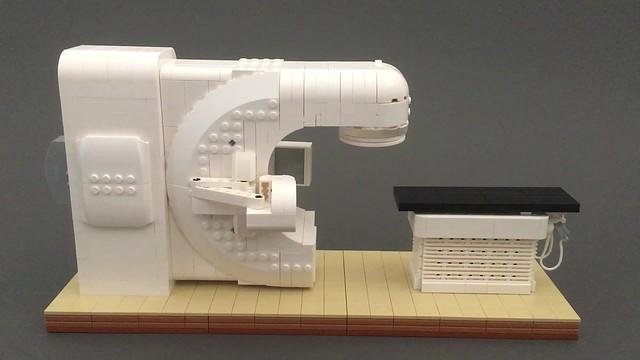 Lego Linear Accelerator