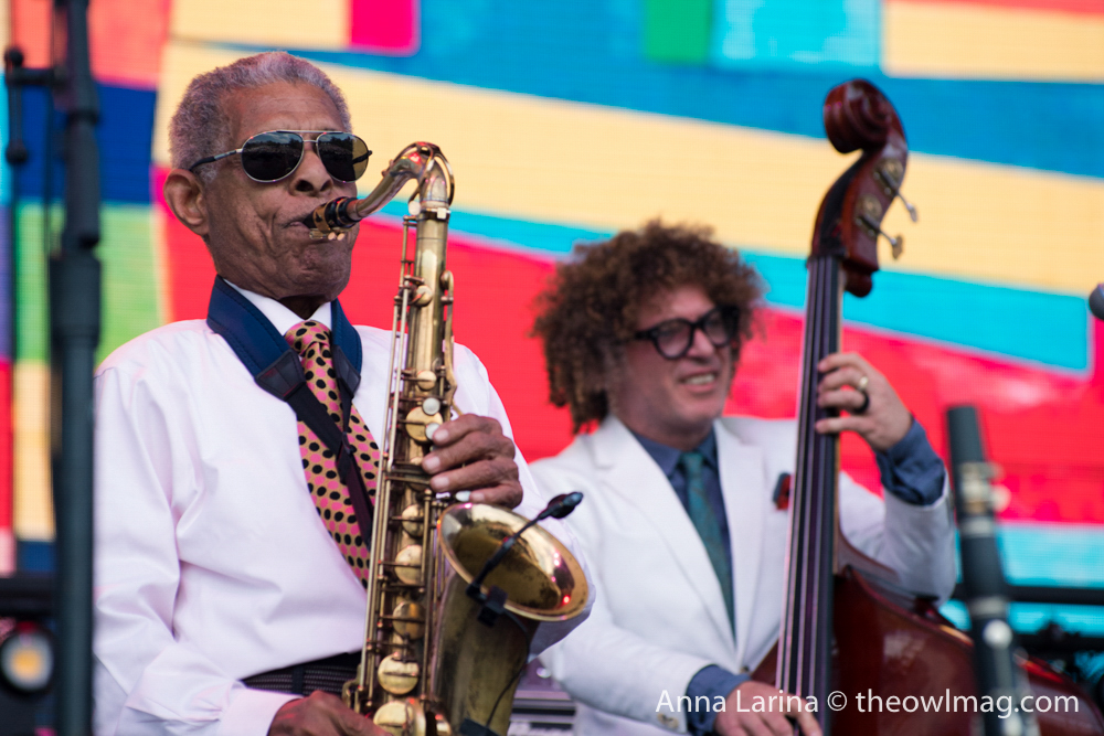 015 Preservation Hall Jazz Band @ Arroyo Seco Weekend 062417