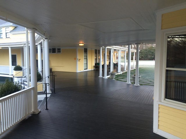 clubhouse boardwalk