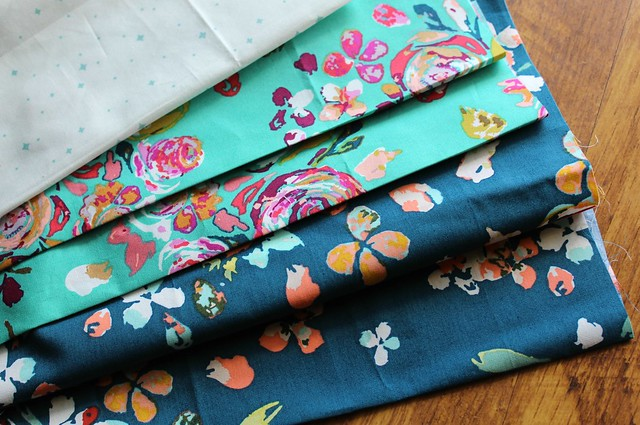 Week 22 Fabrics