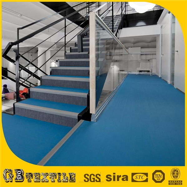 2015 New Product PVC Raw Material Gym Mats Vinly Flooring