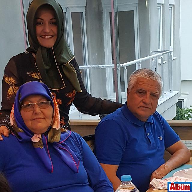 Adalet Okşar, Rukiye Okşar, Hüseyin Okşar