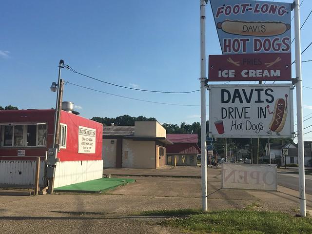 Davis Drive In