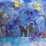 Szilágyi Péter, 5 éves