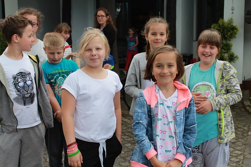 Zielona szkoła Czaplinek 3k