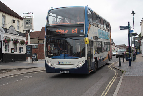 Stagecoach South 19161 NK07HBD