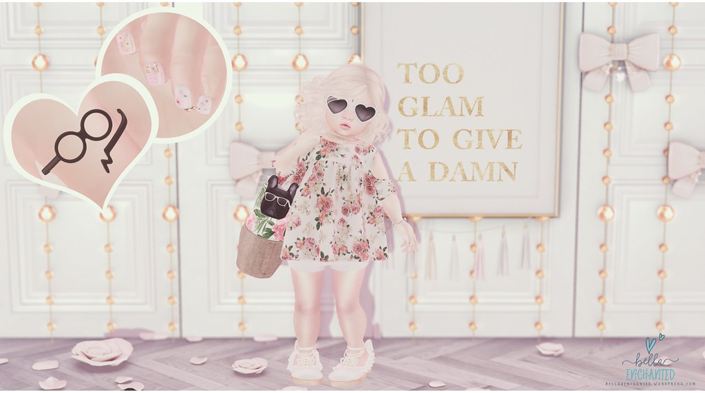 175 ʚ Too glam to give a damn ɞ