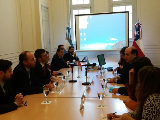 III ronda de negociaciones para un acuerdo comercial entre Chile y Argentina