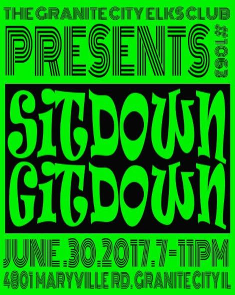 Sitdown Gitdown 6-30-17