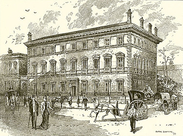 The Reform Club, Pall Mall, London