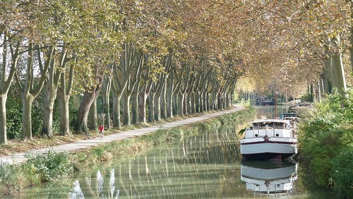 Canal du Midi. From How to Plan the Perfect Trip to France's Occitanie Region