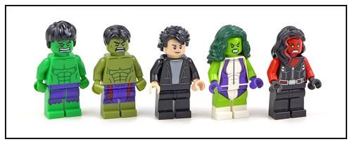 LEGO Marvel Superheroes Hulk 2017 04