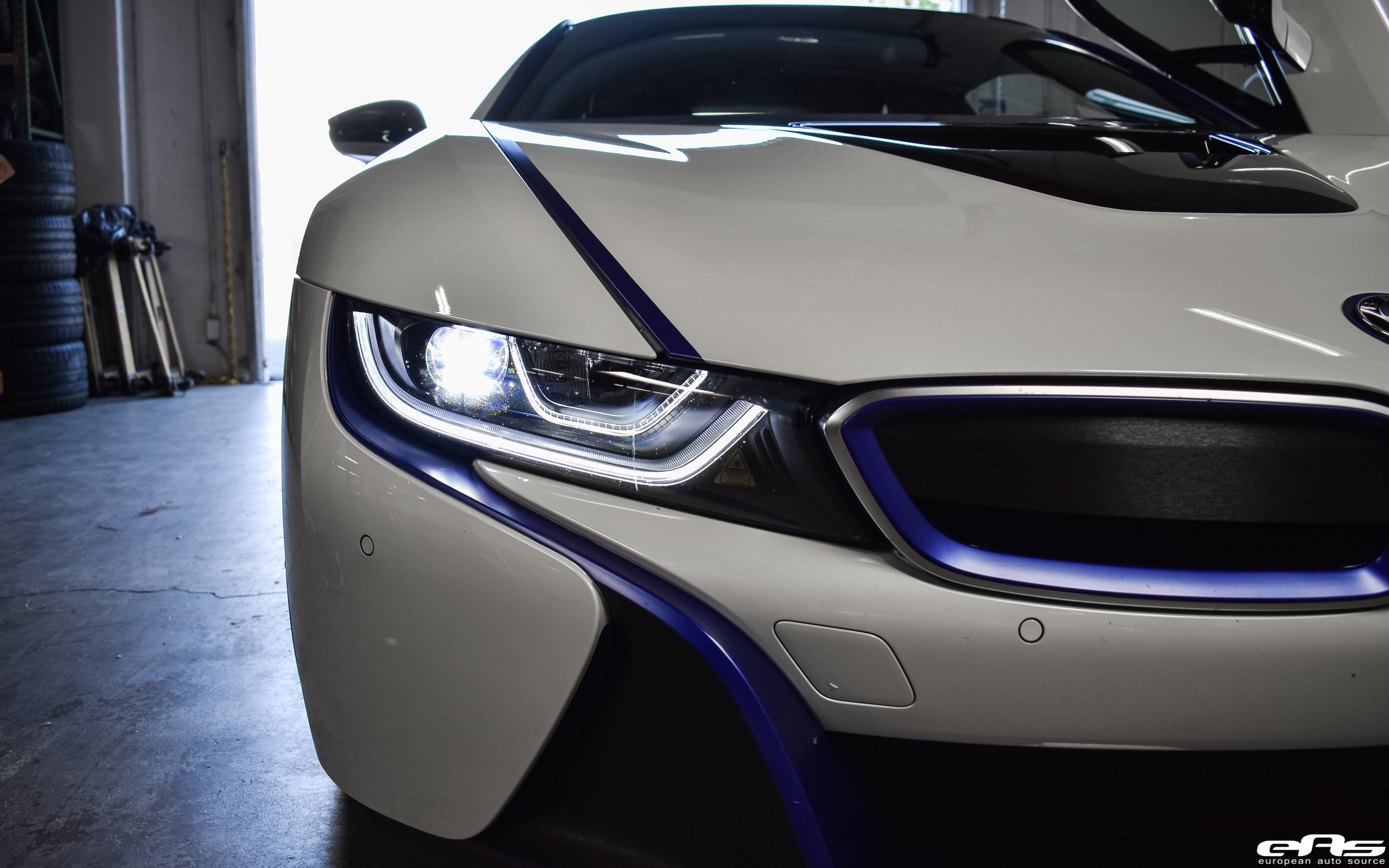 Bmw I8 Eas Personalized Coding Bmw Performance Parts Services