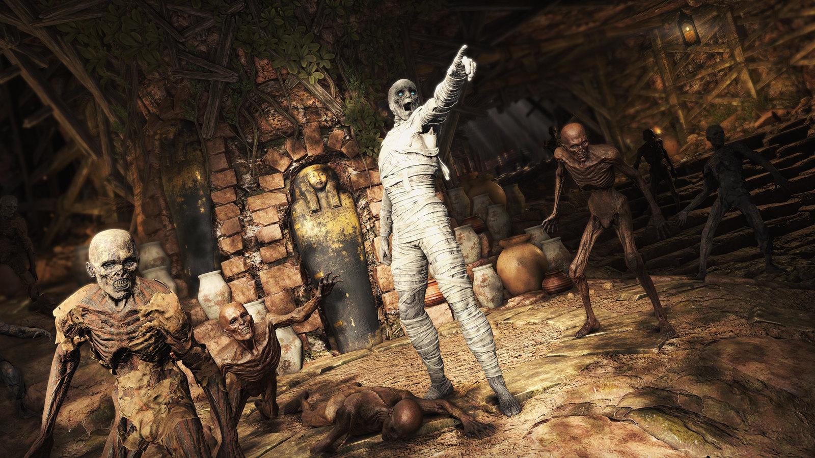 Strange Brigade — Новая приключенческая игра от создателей Sniper Elite