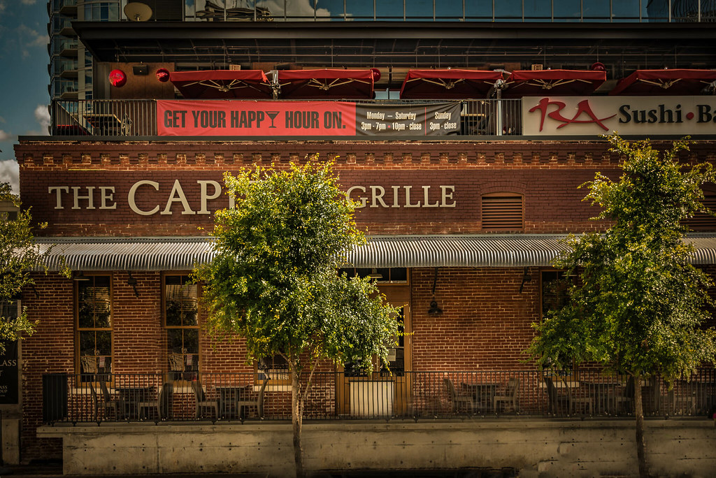 Happy Fence Friday! | This is The Capital Grill on 4th stree… | Flickr