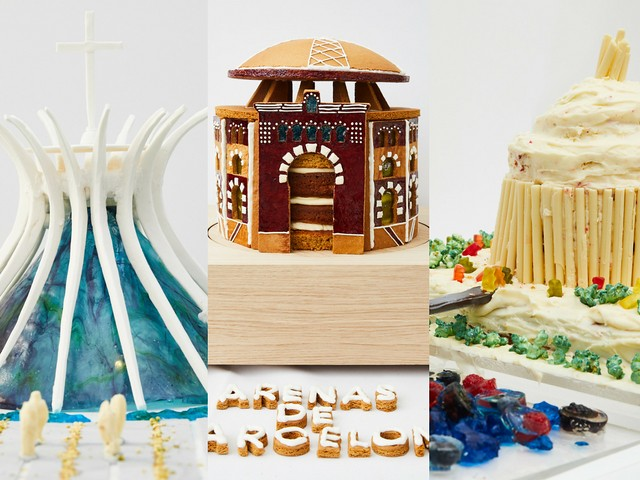 The Great Architectural Bake Off