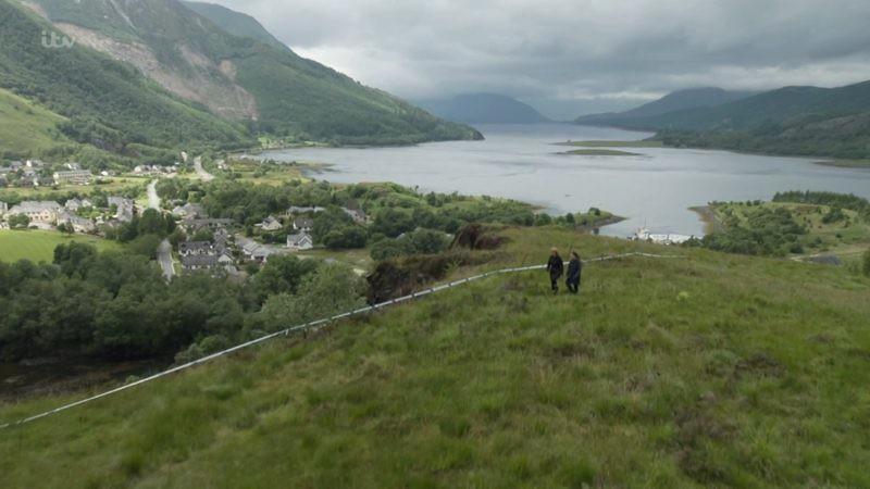 Lochnafoy Asesinato en el Lago Ness